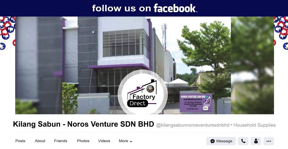 Envee Facebook Page
